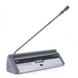 Beyerdynamic MCS-D 3073 - Микрофонный пульт председателя с селектором каналов синхронного перевода, кнопками голосования