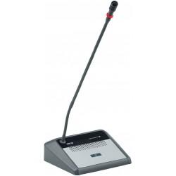 Beyerdynamic MCS 221 - Микрофонный пульт делегата, конденсаторный микрофон на гибкой шее со светящимся кольцом, встроенный громкоговоритель, кабель 2,5 м