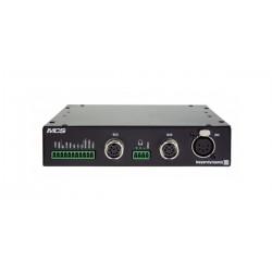 Beyerdynamic MCS 263 - Системный модуль для установки под стол, разъемы Phoenix